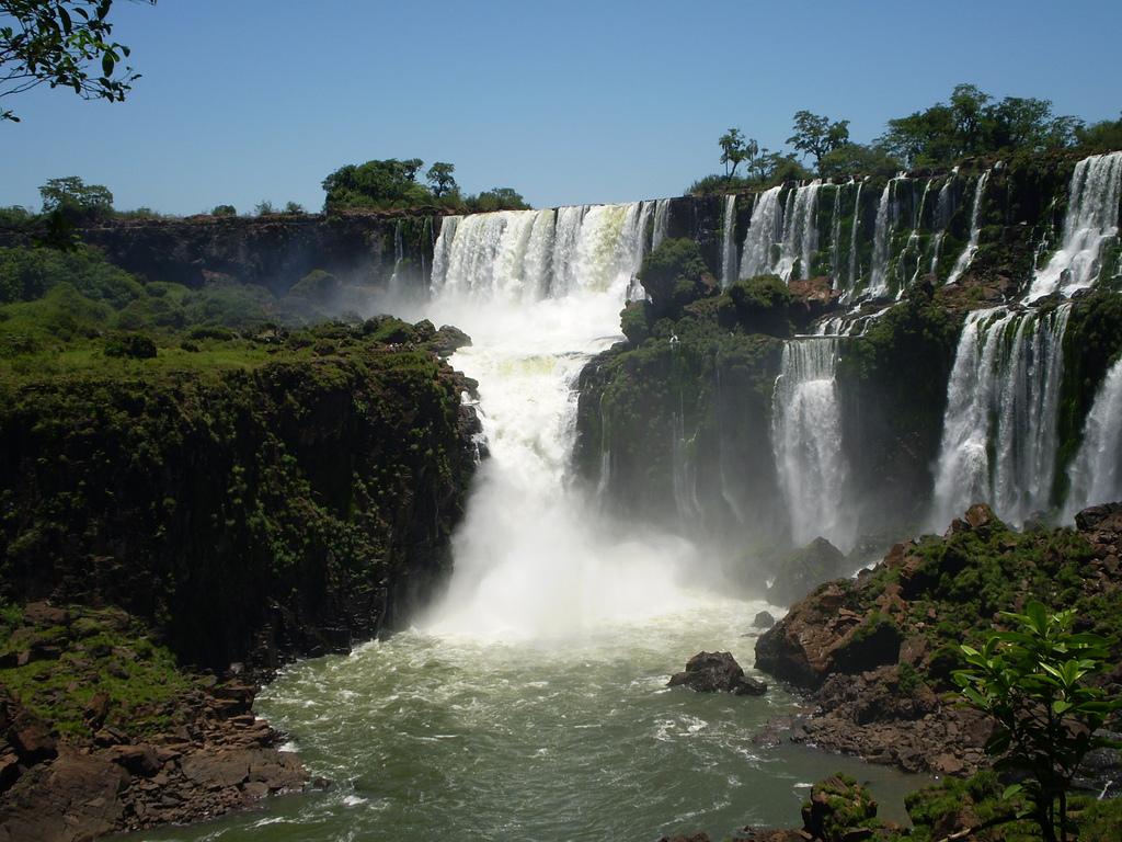 Guía de Argentina: muchas actividades como tour a las cataratas del Iguazú